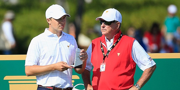 Presidents Cup: Friday four-ball preview, pairings