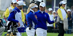 "Solheim Cup: Koch says Suzann Pettersen ignored her ""Gimmegate"" advice"