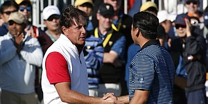 Mickelson�s miscue regarding one-ball condition serves as lesson for match-play fans