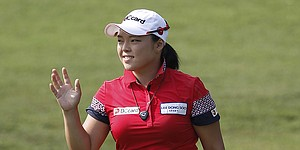 Jang leads strong leaderboard at Sime Darby LPGA Malaysia