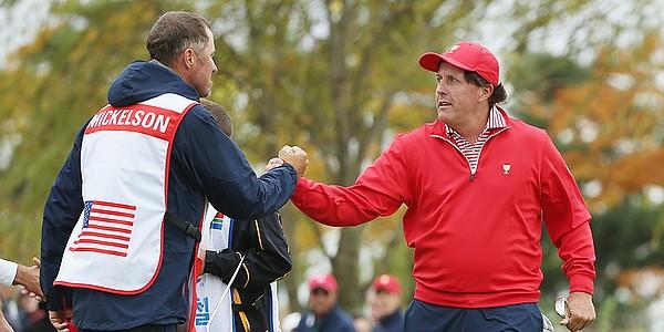 Kaufmann: Presidents Cup finally feels relevant again