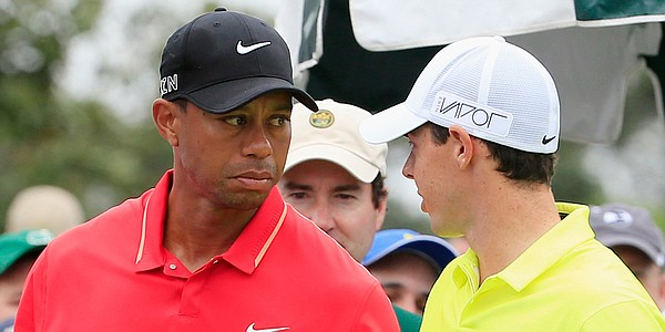 McIlroy questions Tiger's health in response to Ryder Cup news
