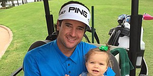 Bubba Watson completes adoption of second child Dakota