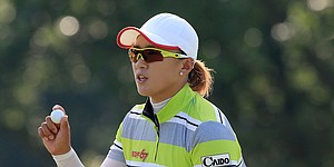 Yang leads after second round at Honda LPGA Thailand
