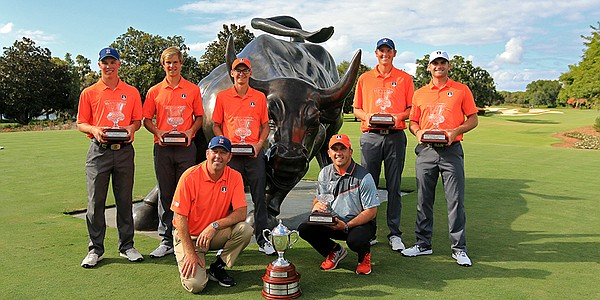Bushnell/Golfweek Coaches Poll: Illinois takes sole possession of No. 1