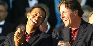 Tiger Woods, Phil Mickelson top two in Forbes' Fab 40 value list