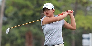 Khang soars to lead at LPGA Q-School Stage II; Talley, Lopez solidify spots