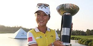 Lydia Ko dominates in Fubon LPGA Taiwan Championship win