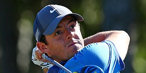 Rory McIlroy recovering from laser eye surgery