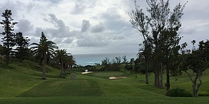 From deep blue to Dark 'n' Stormy, Bermuda captivates as golf destination