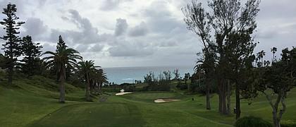 From deep blue to Dark 'n' Stormy, Bermuda captivates as golf destination