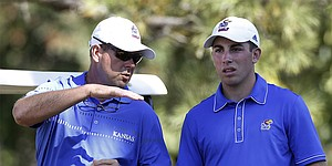 Bermel on pace to add Kansas men's golf to list of success stories