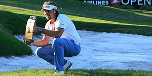 Victor Dubuisson reclaims lost form, wins Turkish Airlines Open again