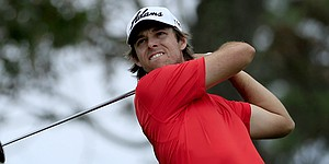 Aaron Baddeley works to improve long game, regain PGA Tour card