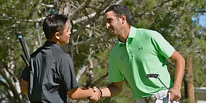 Correa leads Western Refining  Classic after 36 holes