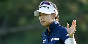 Shin moves into lead at LPGA's Toto Japan Classic