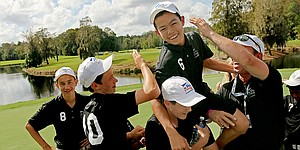 Team California wins epic PGA Junior League Championship final with clutch putt