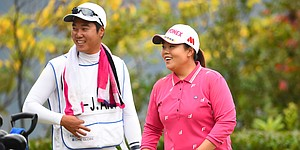 Sun-Ju Ahn wins LPGA's Toto Japan Classic in playoff