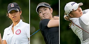 Trio of Sierra Brooks, Hannah O'Sullivan and Andrea Lee has mixed first round at ANNIKA Invitational
