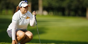 Inbee Park shoots 68 to lead Lorena Ochoa LPGA event