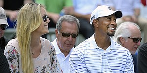Lindsey Vonn on Tiger Woods: 'I don't regret anything'