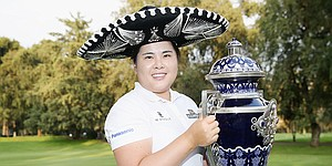 Inbee Park wins Lorena Ochoa title, closes gap in Player of the Year race