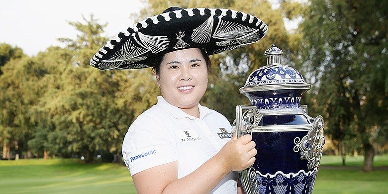 Image result for Inbee park wins lorena ochoa