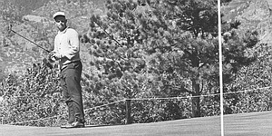 Nicklaus reflects on winning putt in 1959 U.S. Amateur as pivotal moment