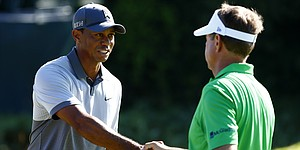 Tiger Woods among 2016 U.S. Ryder Cup vice captains