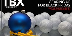 Toy Box Extra: 2015 Holiday Gift Guide for golfers