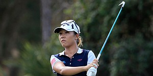 Ko bests Park in first round of LPGA season finale; Ernst leads