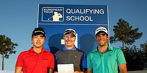 American Daniel Im shares European Tour Q-School medal as 27 earn cards
