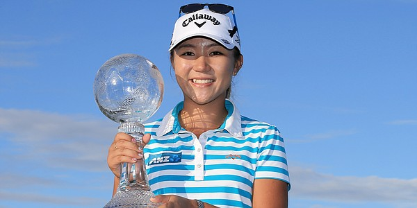 LPGA ends season with Ko, Park and Kerr as big winners