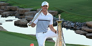 McIlroy storms to DP World Tour and Race to Dubai titles