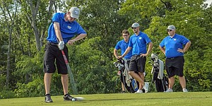 After severe brain injury, Ryan Korengel works his way back to golf course
