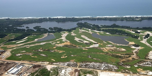 Agronomy to be a final hurdle for Rio Olympics course