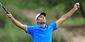 Charl Schwartzel continues dominance of Alfred Dunhill Championship