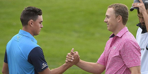 Spieth falls to Fowler in birdie game, but looks good entering Hero World Challenge