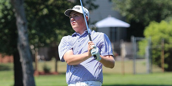 Junior golfer Michael Sanders sets great example with charitable efforts