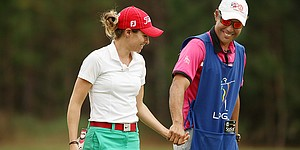 Gaby Lopez earns LPGA card and strives for 2016 Olympics spot