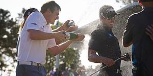 Holman outlasts Varner, Frittelli for Australian PGA title