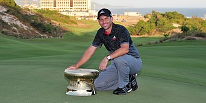 Sergio Garcia wins Asian Tour event in playoff