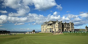 St. Andrews to host 2018 Senior British Open Championship