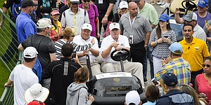 PGA Tour to consider relocating 2017 WGC event from Trump's Doral