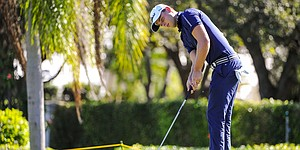 Svensson's Web.com Tour Q-School lead climbs to eight