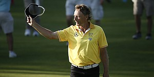 Bernhard Langer wins Champions Tour Player of the Year