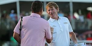 Dufner and Snedeker earn Franklin Templeton Shootout win