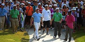 Donaldson two behind Sordet at Thailand Golf Championship