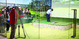 Virtual golf skyrockets in South Korea