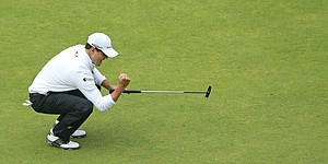 Zach Johnson shares his short-game strategy
